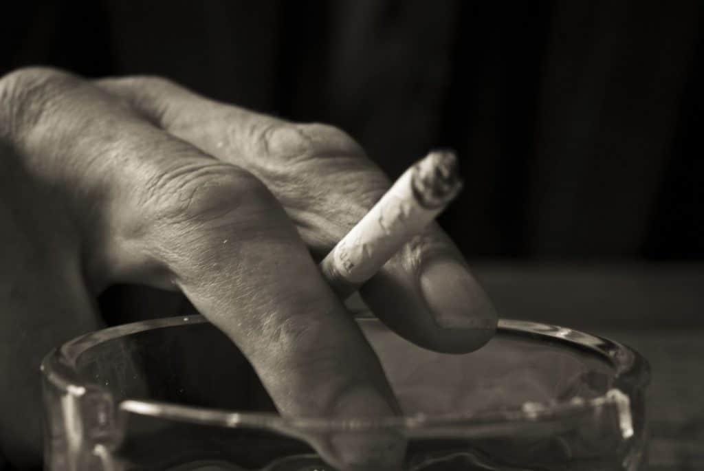 Cigarettes and Mesothelioma