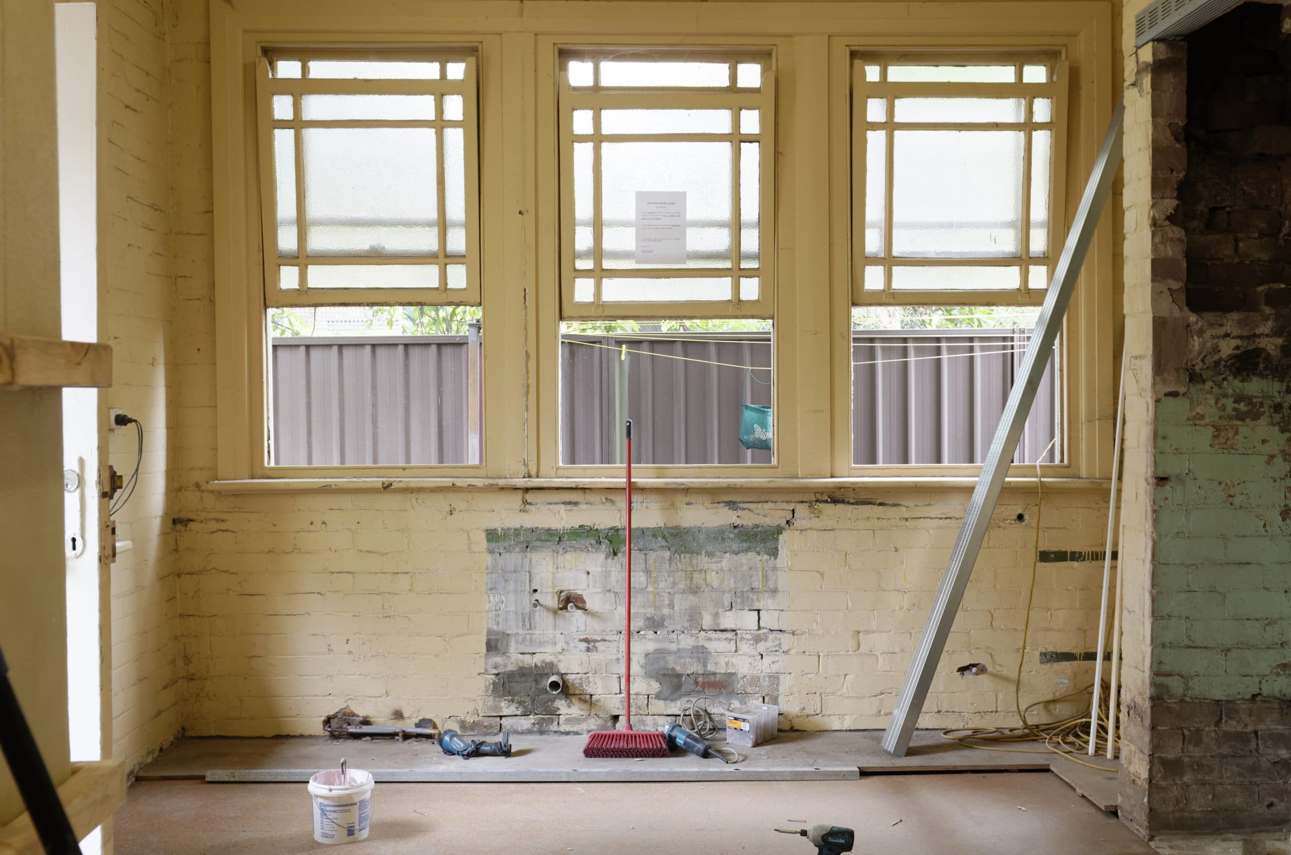 Asbestos Exposure from Renovating Old Buildings