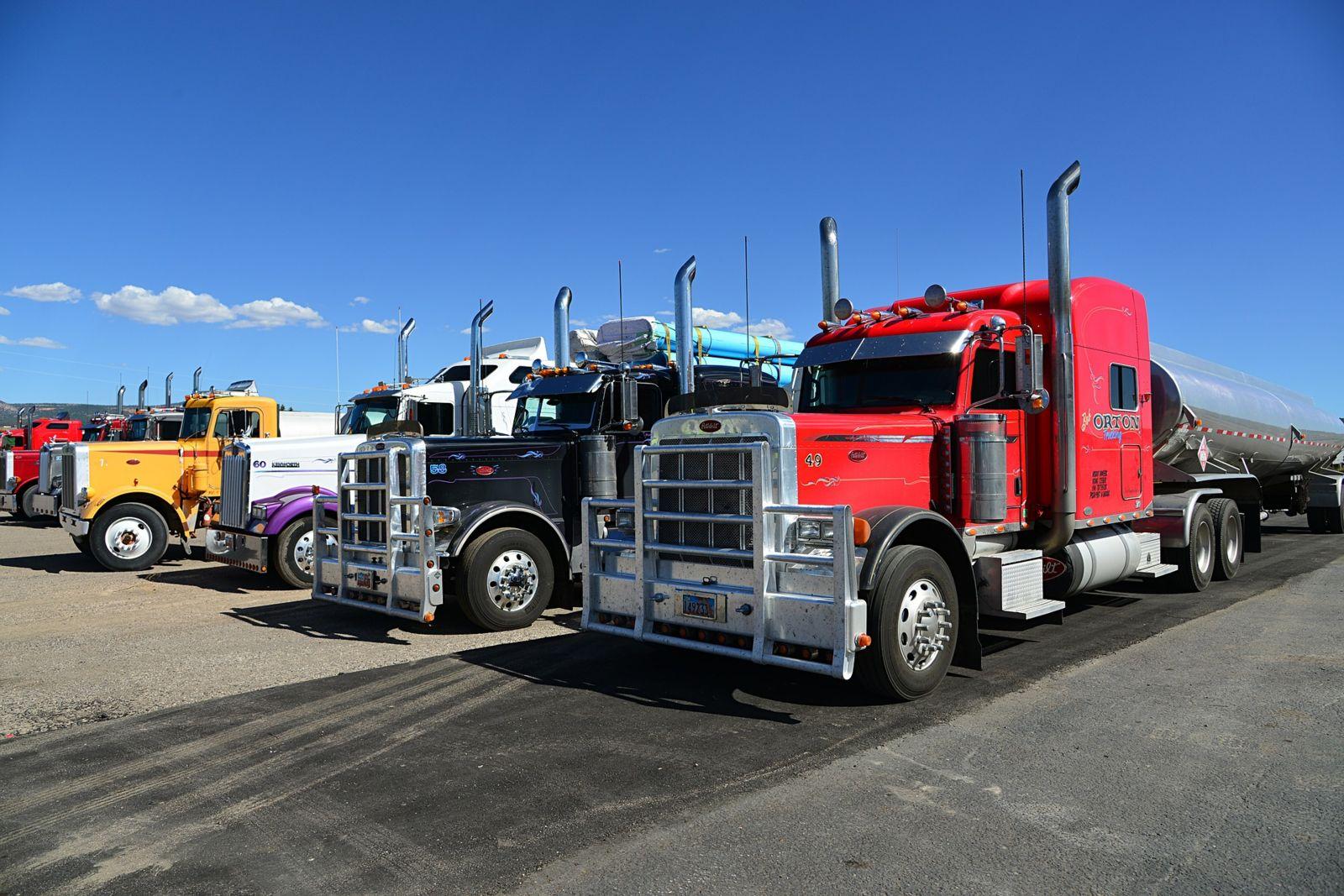 Washington State Truck Accident Statistics