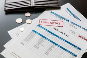 medical bill notice
