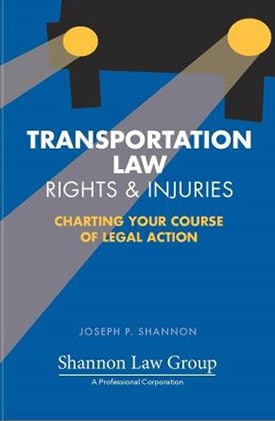 Transportation Law Rights & Injuries: Charting Your Course of Legal Action - Free Book for Personal Injury