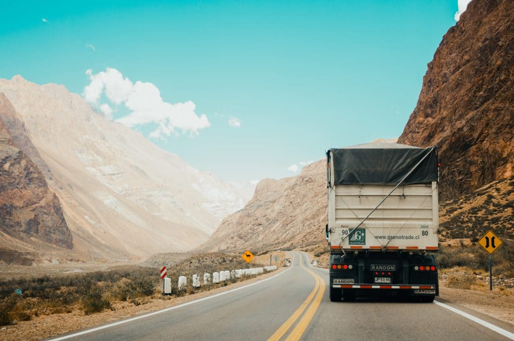 Photo of Truck Underride Guard