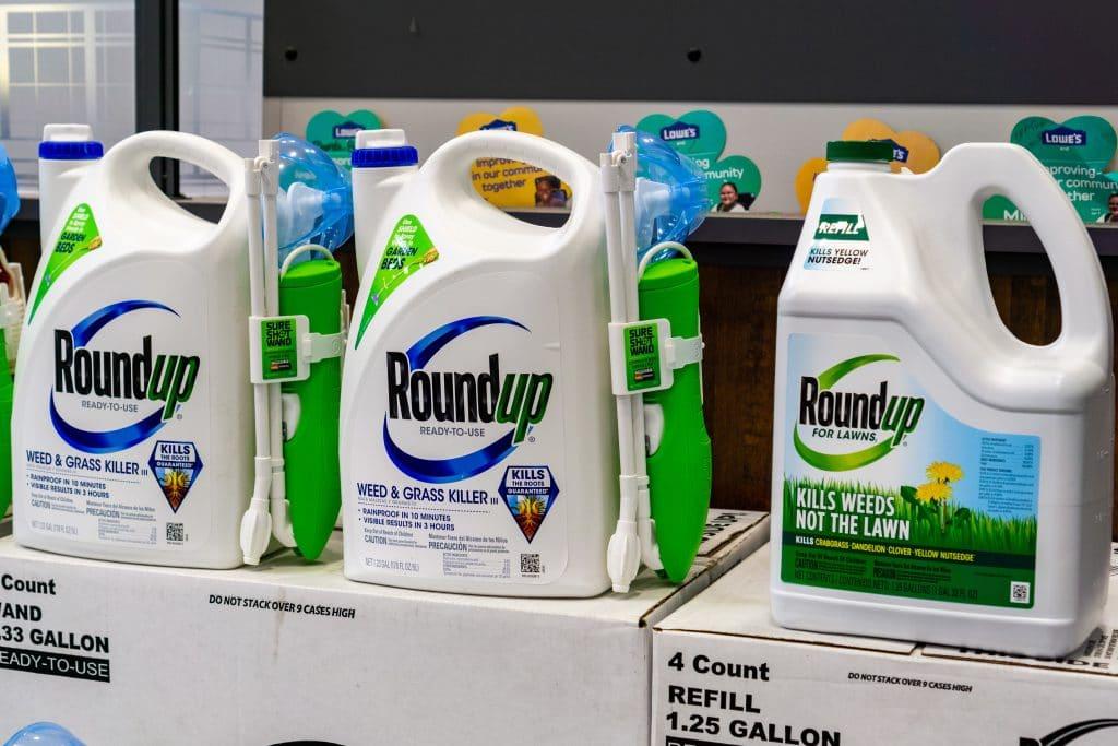 Monsanto Roundup Weed Killer