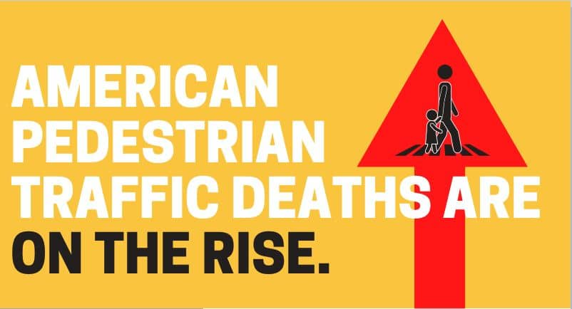 American Pedestrian Deaths Cover Image