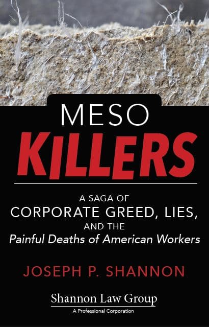 Free Mesothelioma Legal Book Meso Killers
