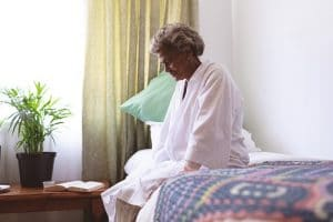 Illinois woman in nursing home